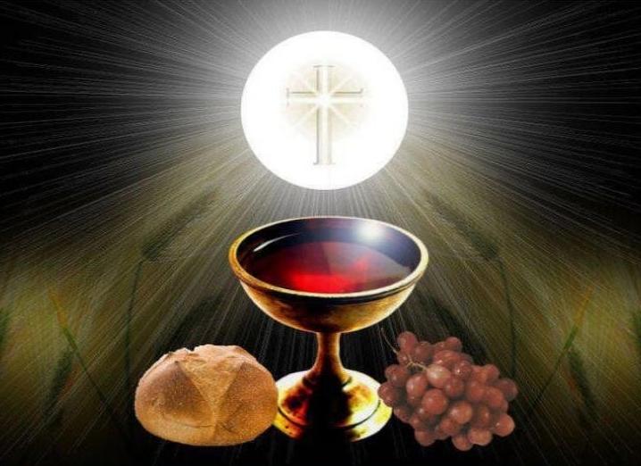 Kết quả hình ảnh cho Lời Chúa (1Cr 11,23-26): Chúa nhật Lễ Mình và Máu Thánh Chúa Kitô